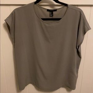 Small Olive Blouse